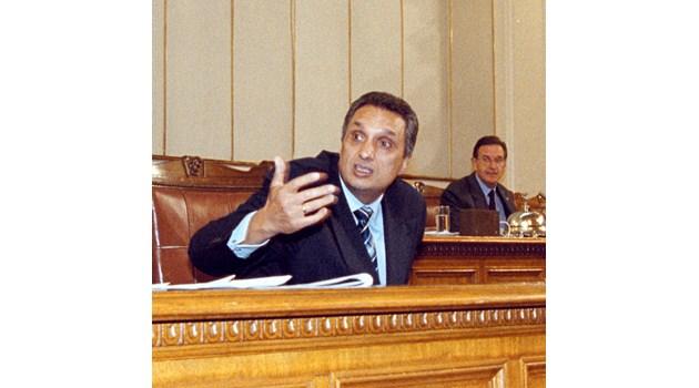 """Първанов поискал от Костов да прочете досието """"Гоце"""" през 1998 г."""
