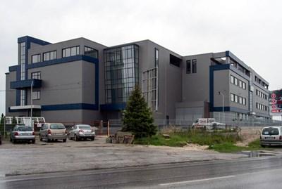 Новото предприятие в Пловдив, където се планира да се разшири производството на части за ракети.