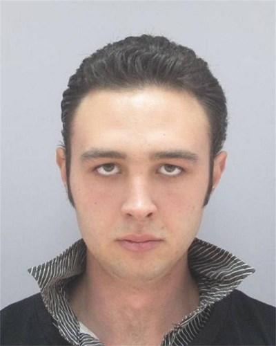 21-годишният Роналд Стоянов Стоянов СНИМКА: МВР