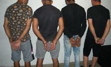 8 задържани при спецакция в Бургас, сред тях и крадците от музея в Ахтопол
