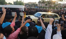 Масов тайландски антиправителствен протест