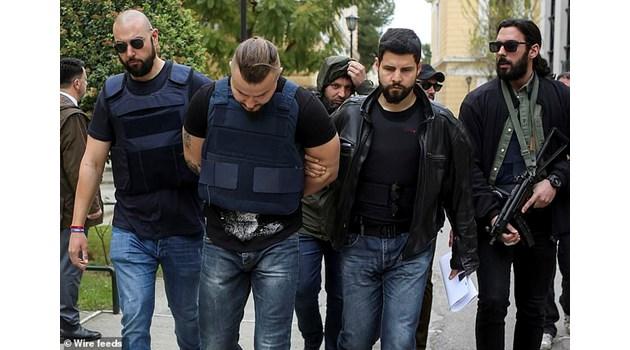 2 г. след екзекуцията на милионера Янис Макрис: Серафим не казва кой го е наел за разстрела