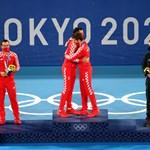 Класиране по медали на олимпиадата в Токио