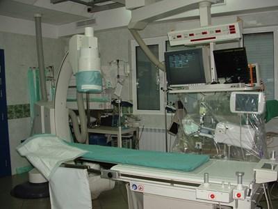 """Отделението по кардиология на """"Югозападна болница"""""""