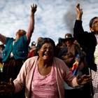 Кадър от Боливия Снимка: Ройтерс
