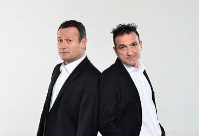 С Димитър Рачков години наред бяха любимата екранна двойка на българските зрители.
