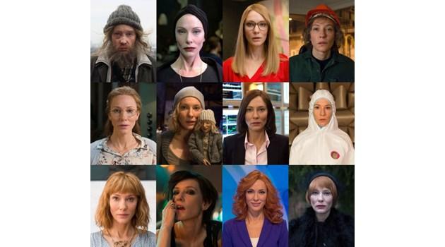 """Кейт Бланшет в чуден ад с 13 различни роли в """"Манифест"""""""