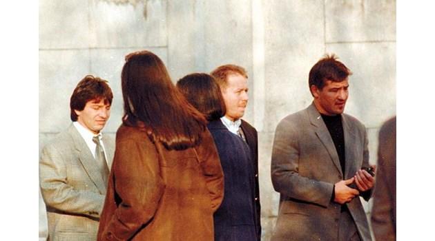 Криминален архив, 1997 г.: В руска кръчма в Лондон ВИС и СИК поделят бизнеса си