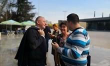 Станишев: Победата на евровота ще е условие за предсрочни избори (Снимки)