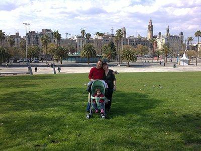 Барселона, 2011 г.