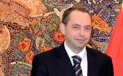 Ангел Ангелов СНИМКА: Външно министерство