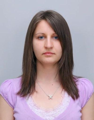 32- годишната Кристина Дунчева