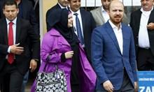 Синът на Ердоган изпрал цял самолет с пари в Италия