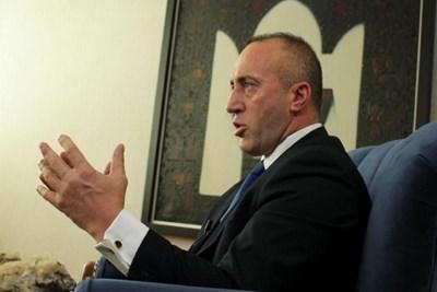 Косовският премиер Рамуш Харадинай СНИМКА: Ройтерс