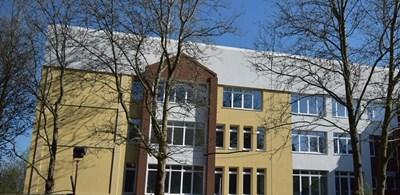 Медицинският факултет в Бургас разполага с необходимита база за обучение.  Снимка: Авторът