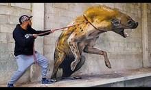 3Д графити