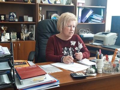Директорката Марияна Спасова обеща наказания за съучениците. Снимки: 24 часа
