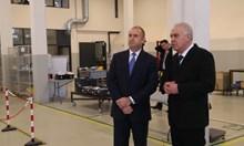 Радев: Борисов го чака служебен кабинет (Снимки)