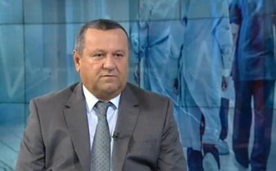 Д-р Хасан Адемов Кадър: БНТ