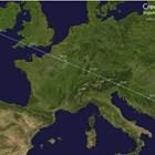 Корабът на SpaceX ще прелети и над България - вижте къде