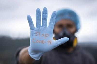 Трети ден има печални рекорди по брой заразени с коронавируса в Украйна. СНИМКА: Ройтерс