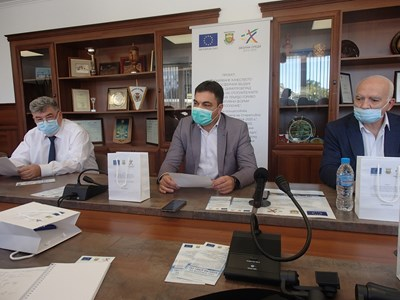 Включват и селата и град Меричлери в обхвата на проекта за подмяна на отоплителните уреди