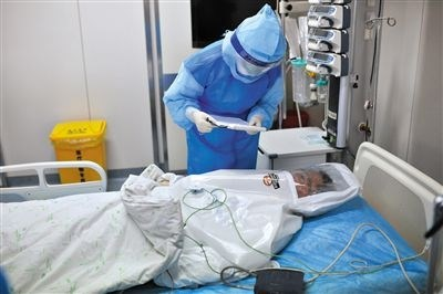 Броят на заразените с новия коронавирус извън Хубей спада за 14-ти пореден ден