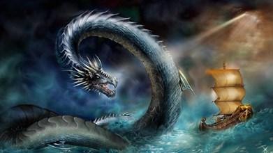 Гигантските морски змии – мит или действителност?