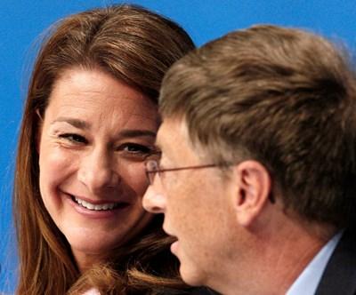 Мелинда и Бил Гейтс през 2006 година СНИМКА: РОЙТЕРС