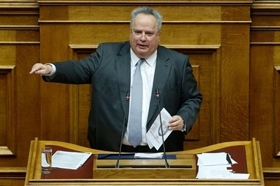 Никос Кодзиас СНИМКА: Ройтерс