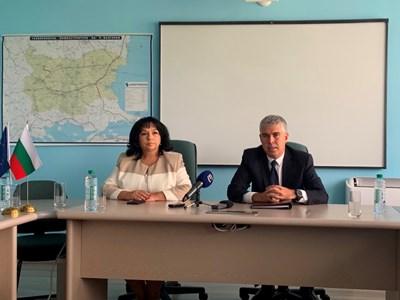 Теменужка Петкова СНИМКА: Министерството на енергетиката