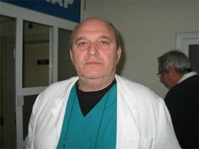 Д-р Васил Вълчев. Снимка: ЛЮБОМИР ИЛКОВ