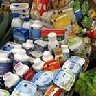 Великобритания не произвежда достатъчно мляко, за да отговори на търсенето. Досега тя се справя с проблема, ползвайки договорки за внос от страни с излишък на мляко като Ирландия, Германия, Франция, Белгия и Дания.