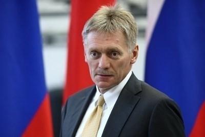 Дмитрий Песков. Снимка РОЙТЕРС
