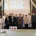 """Специалисти от ВМА посетиха италианската болница """"Сан Матео"""", близо до Милано"""