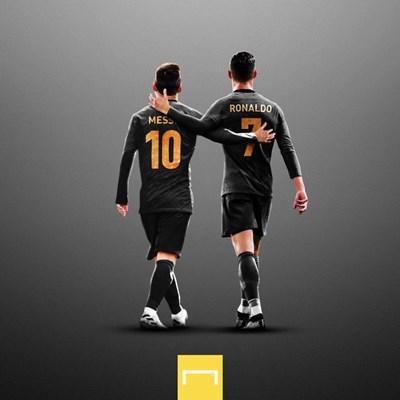 """В Испания гърмят: Събират Меси и Роналдо в """"Барса"""""""