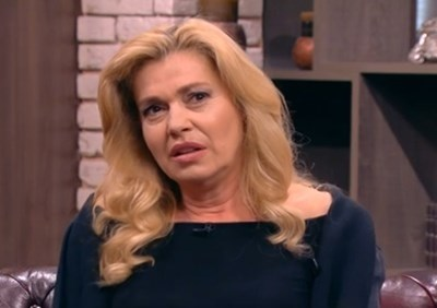 Актрисата Ернестина Шинова