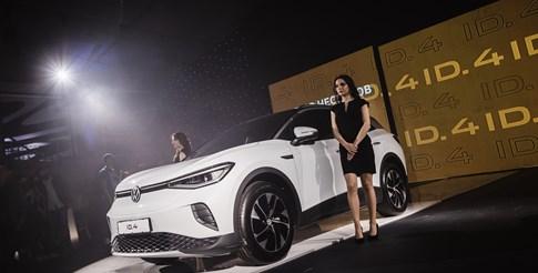Първият електрически SUV на Volkswagen е вече в България
