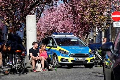 В Германия за четвърти ден намаляват новите случаи на COVID-19