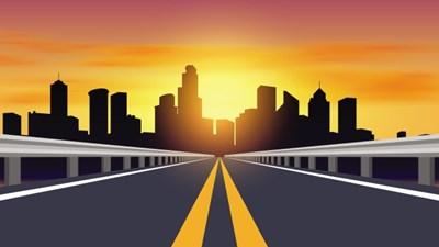 """Китайската """"супер магистрала"""" ще бъде по-бърза, безопасна и интелигентна"""