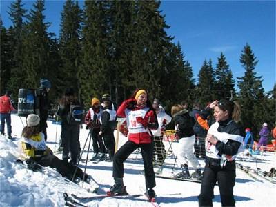 Ски полиция ще се грижи за спокойствието на скиорите в Пампорово през този сезон.  СНИМКИ: АВТОРЪТ