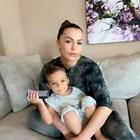 Галена и малкият й син са с коронавирус СНИМКА: Instagram/galena1