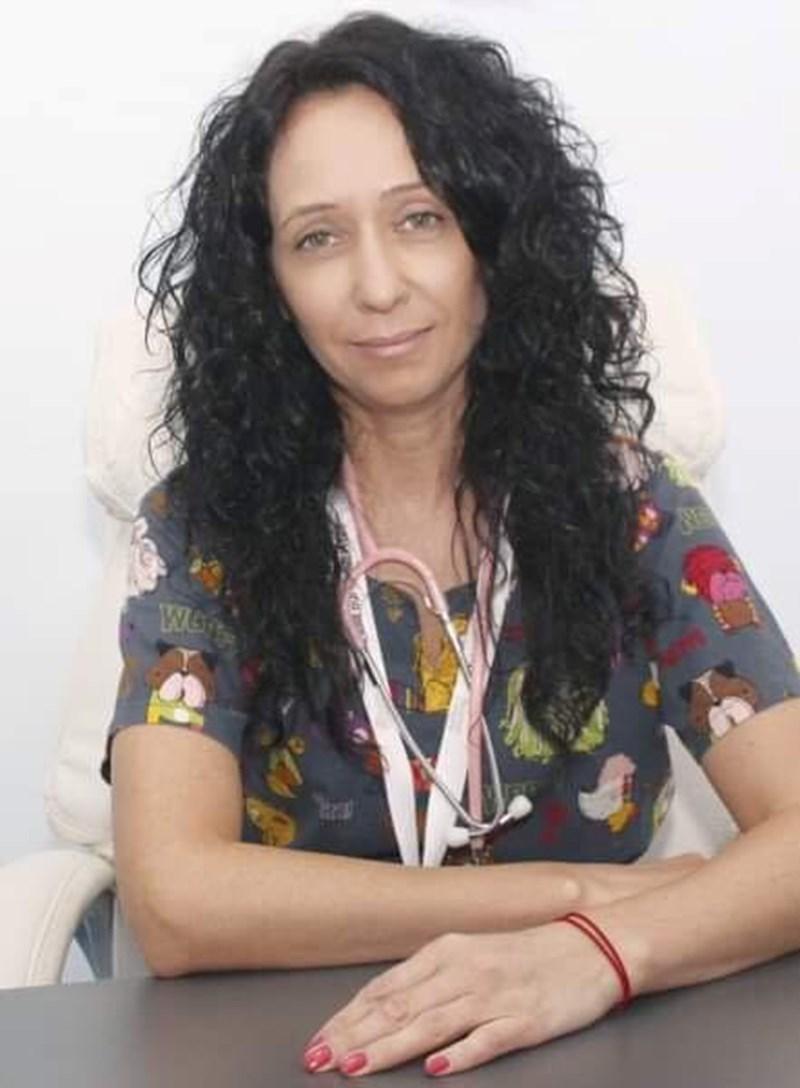 Д-р Сибила Маринова е началник на ОАИЛ и координатор по донорство във Велико Търново.