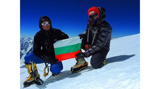Дневникът на алпиниста Иван Томов 2:  На първия ми 8-хилядник Боян Петров ме смаза психически