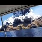 Няма пострадали българи при вулканичното изригване в Нова Зеландия (Видео)