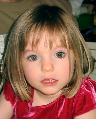 Мадлин Маккан изчезва, когато е на 3 години