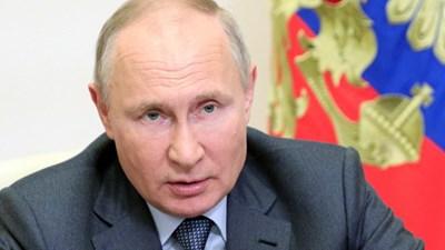 Владимир Путин СНИМКА: Архив