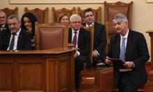 Гласуват вота на недоверие към кабинета в четвъртък от 9 часа