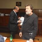 Николай Банев (на преден план)