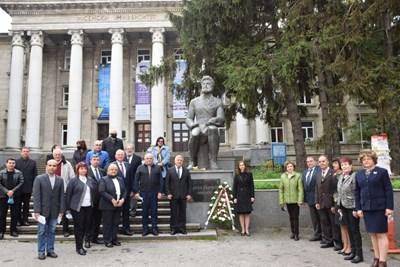 Поздравления и признания от най-високо ниво за Русенския университет